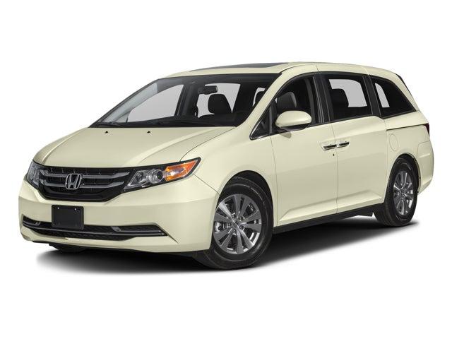 2016 Honda Odyssey Ex L In Asheboro Nc Auto Mall