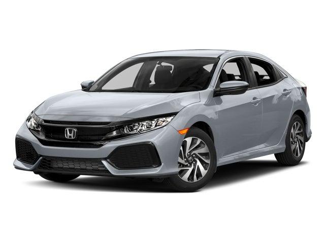 2017 Honda Civic Hatchback Ex In Asheboro Nc Auto Mall