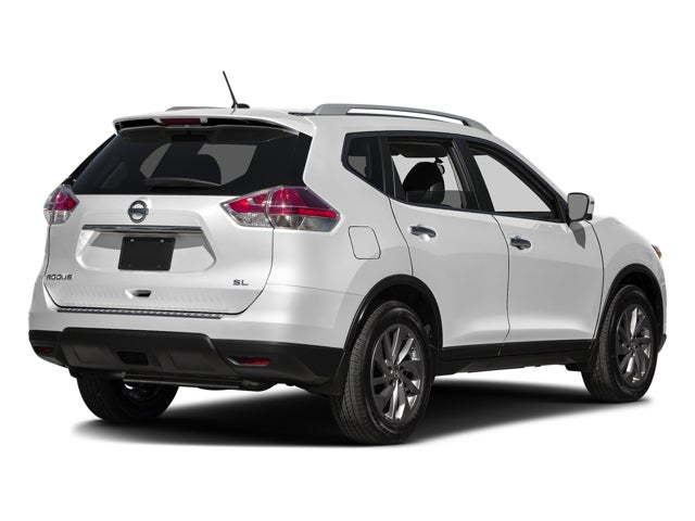 2016 Nissan Rogue For Sale >> 2016 Nissan Rogue Sl