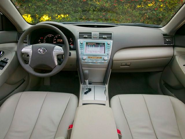 2007 Toyota Camry Hybrid In Asheboro Nc Auto Mall